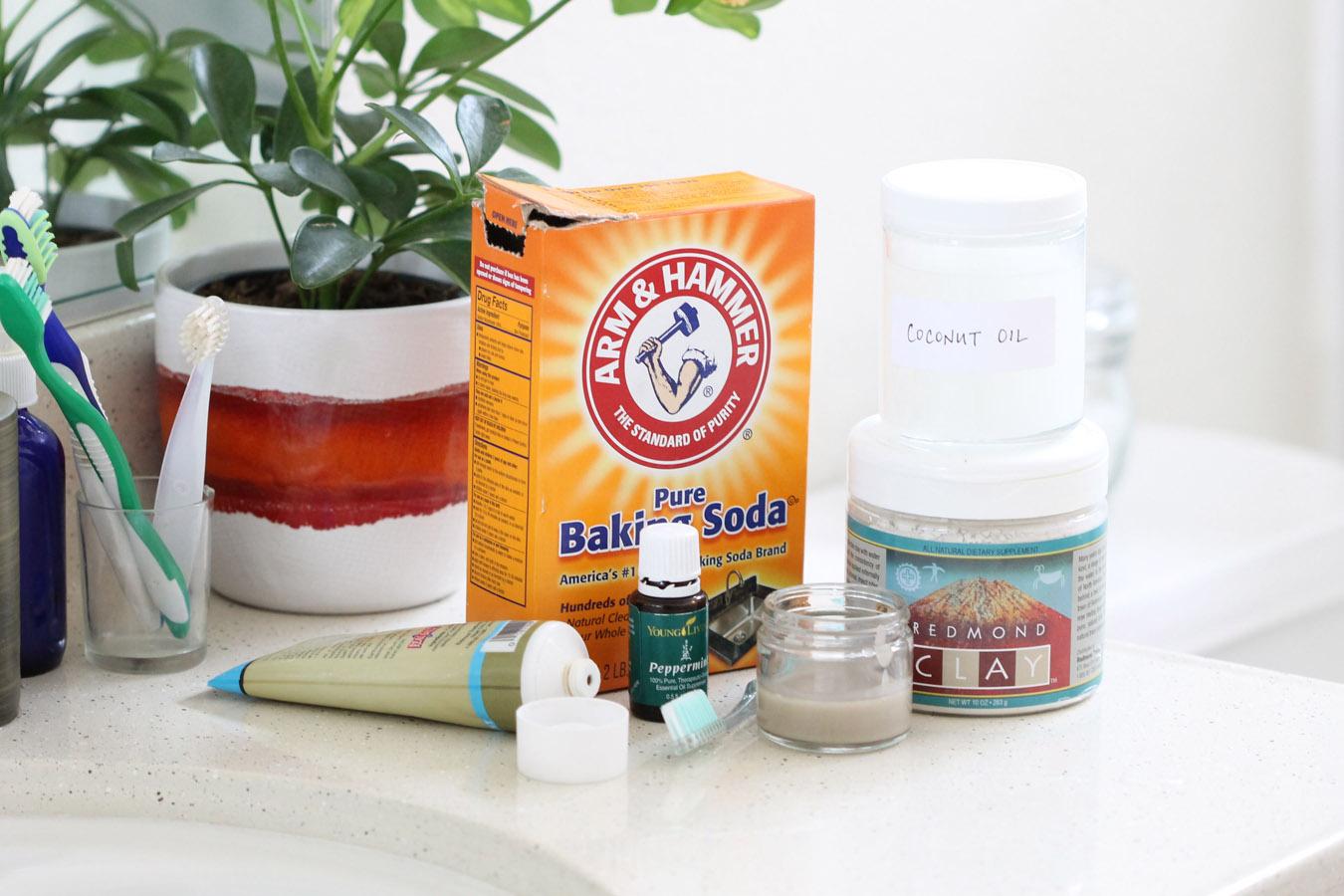 Natural oral hygiene routine | eatnakedkitchen.com