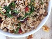 Autum Rice Pilaf
