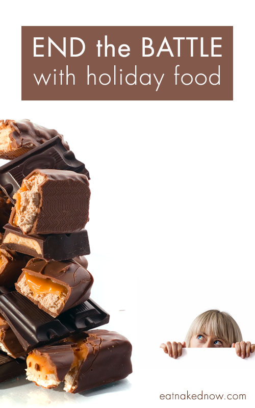 End the Battle with holiday food | eatnakedkitchen.com