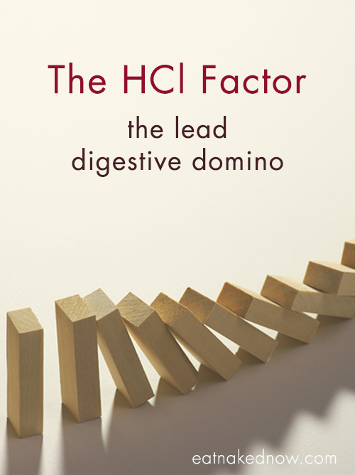 The HCl Factor | eatnakedkitchen.com